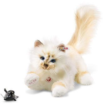 """Steiff x Karl Lagerfeld """"Choupette"""" Stuffed Cat"""