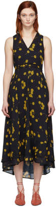 3.1 Phillip Lim Black Maxi Dress