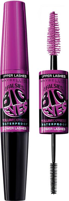 Maybelline Volum' Express The Falsies Big Eyes Waterproof Mascara