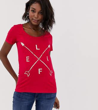 Mama Licious Mama.Licious Mamalicious slogan t-shirt