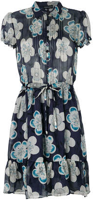 Emporio Armani flower print dress