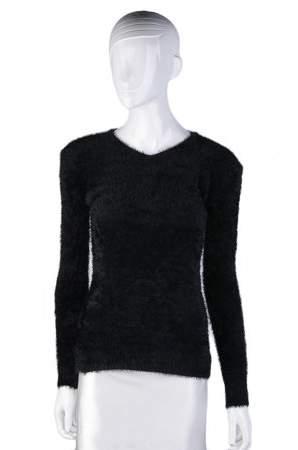 MORE Women Long Sleeve Loose Cardigan Knit Sweater Jumper Knitwear Solid Coat Top