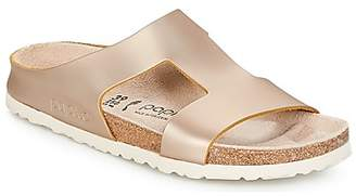 Papillio CHARLIZE women's Mules / Casual Shoes in Gold