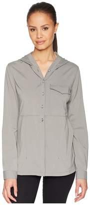 Mountain Hardwear Citypasstm Long Sleeve Top Women's Long Sleeve Button Up