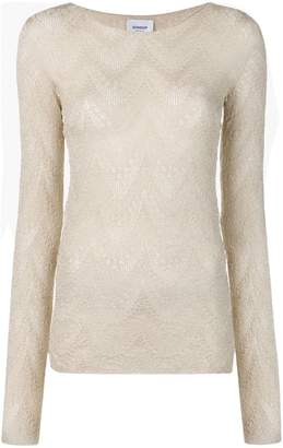 Dondup long sleeve knitted top