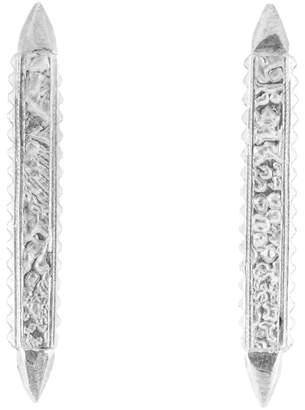 Karuna Annabelle Lucilla Jewellery Colonette Studs Silver