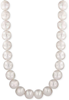 Effy Pearl Lace by Cultured Freshwater Pearl (10mm) Strand Necklace