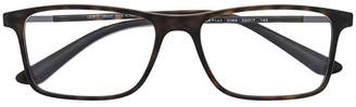 Giorgio Armani square frame glasses