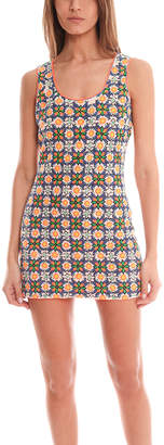 Pia Pauro Embroidered Dress