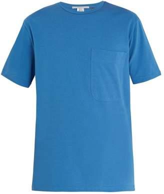 Stella McCartney Short Sleeve Cotton Shirt - Mens - Light Blue