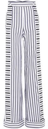 Morgan Johanna Ortiz embellished cotton trousers