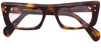 MOSCOT Mangito tortoise glasses