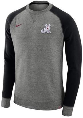 Nike Men's Alabama Crimson Tide AW77 Crew Sweatshirt