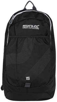 Regatta Black 'Bedabase'15l Rucksack