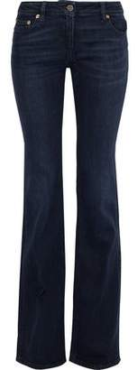 Roberto Cavalli Low-Rise Bootcut Jeans