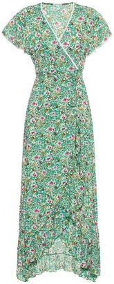 Poupette St Barth Joe floral dress