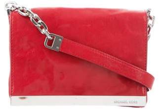 Michael Kors Leather Crossbody Bag Red Leather Crossbody Bag
