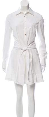 Diane von Furstenberg T-Shirt Mini Dress