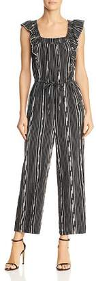 Rebecca Taylor Ikat Stripe Jumpsuit