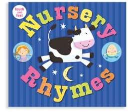 Macmillan Nursery Rhymes Touch and Feel Book