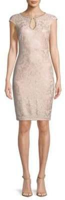 Front Cutout Bodycon Dress