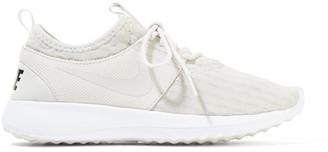 Nike - Juvenate Mesh Sneakers - Ecru $90 thestylecure.com