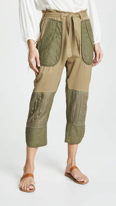 Sea O' Keefe Quilted Pants