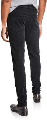 Tom Ford Men's Low-Rise Slim Fit Corduroy Pants