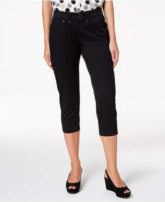 Lee Platinum Petite Cropped Stretch Trousers
