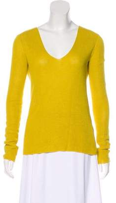 A.L.C. Long Sleeve Cotton Sweater