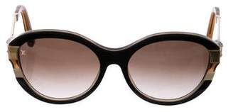 Louis Vuitton Petit Soupçon Cat-Eye Sunglasses