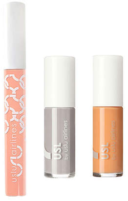 "Uslu Airlines Pink Sherbet Lip & Nail Set ""Bardot"""