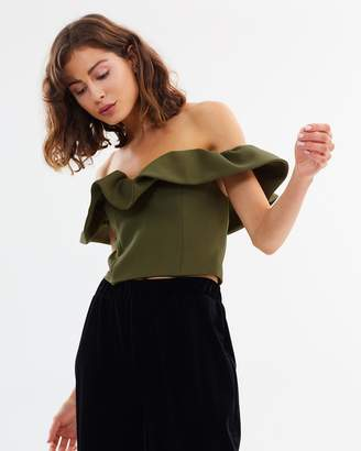 Agnus Off-Shoulder Top