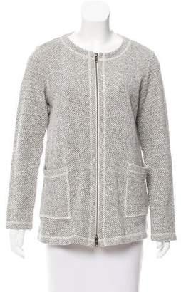 Eileen Fisher Long Sleeve Knit Jacket