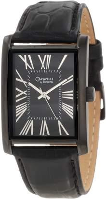 Bulova Caravelle by Men's 45A101 Strap Watch