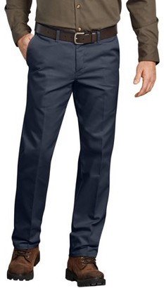 Dickies Men's Flat Front Comfort Waist Flex Pant