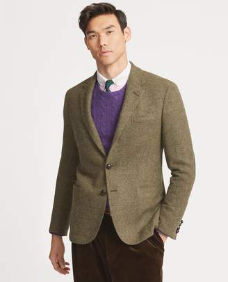 Ralph Lauren Morgan Herringbone Sport Coat