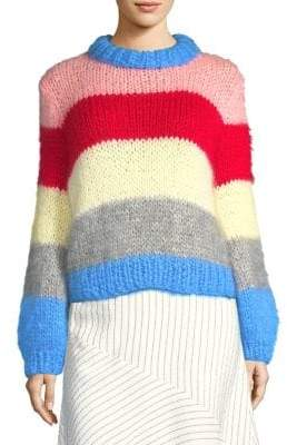 Julliard Stripe Sweater