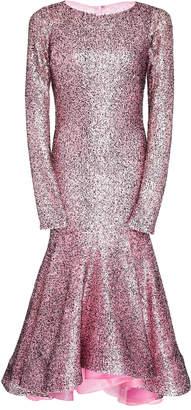 Silvia Tcherassi M'O Exclusive Sequin Orquidea Dress