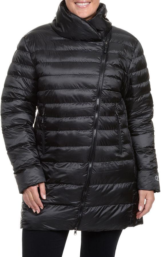 ChampionChampion Long Insulated Puffer Jacket - Plus