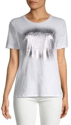Karl Lagerfeld Stretch Cotton Team Tee