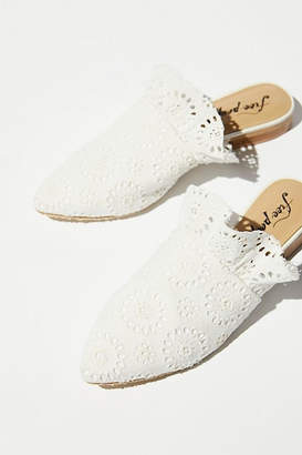Free People Eyelet Slip On
