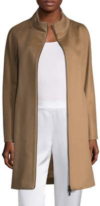 Cinzia Rocca Women's Solid Long Coat