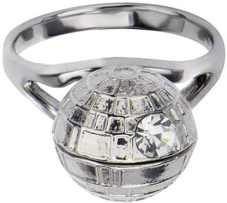 Star Wars FINE JEWELRY Stainless Steel 3D Death Star Ring