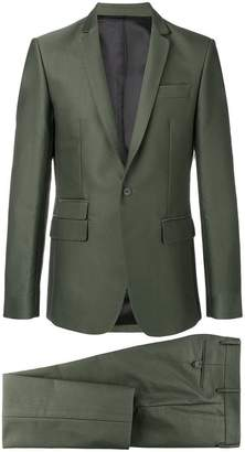 Les Hommes two piece slim-fit suit
