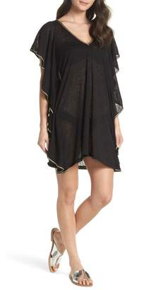 Pitusa Flare Cover-Up Minidress