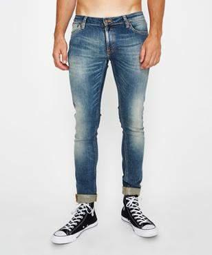 Nudie Jeans Skinny Lin Shimmering Power