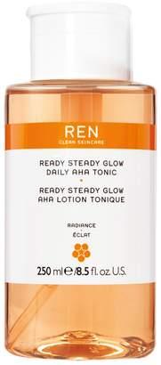 REN Ready Steady Glow Aha Tonic Toner