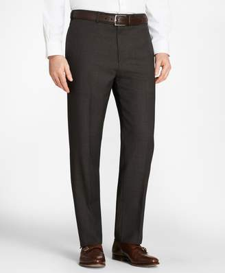 Brooks Brothers Madison Fit Check Trousers