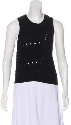 Timo Weiland Sleeveless Knit Top